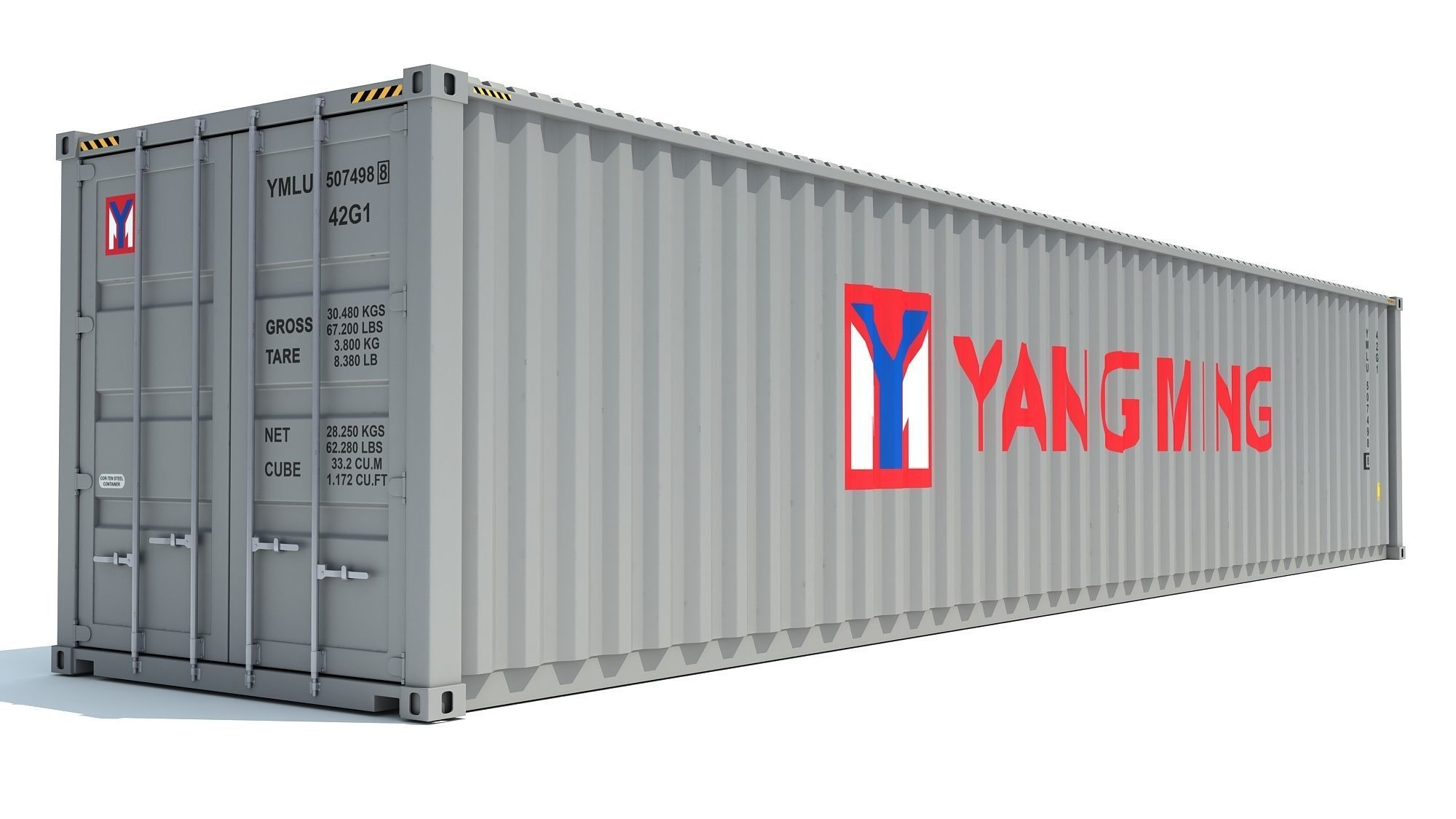 Shipping Container Yang Ming