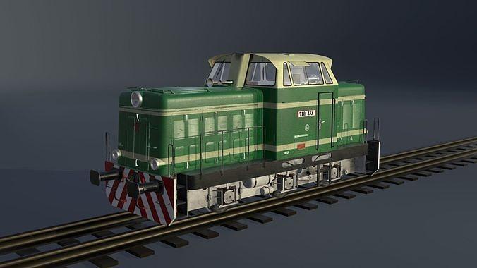 Train t-334