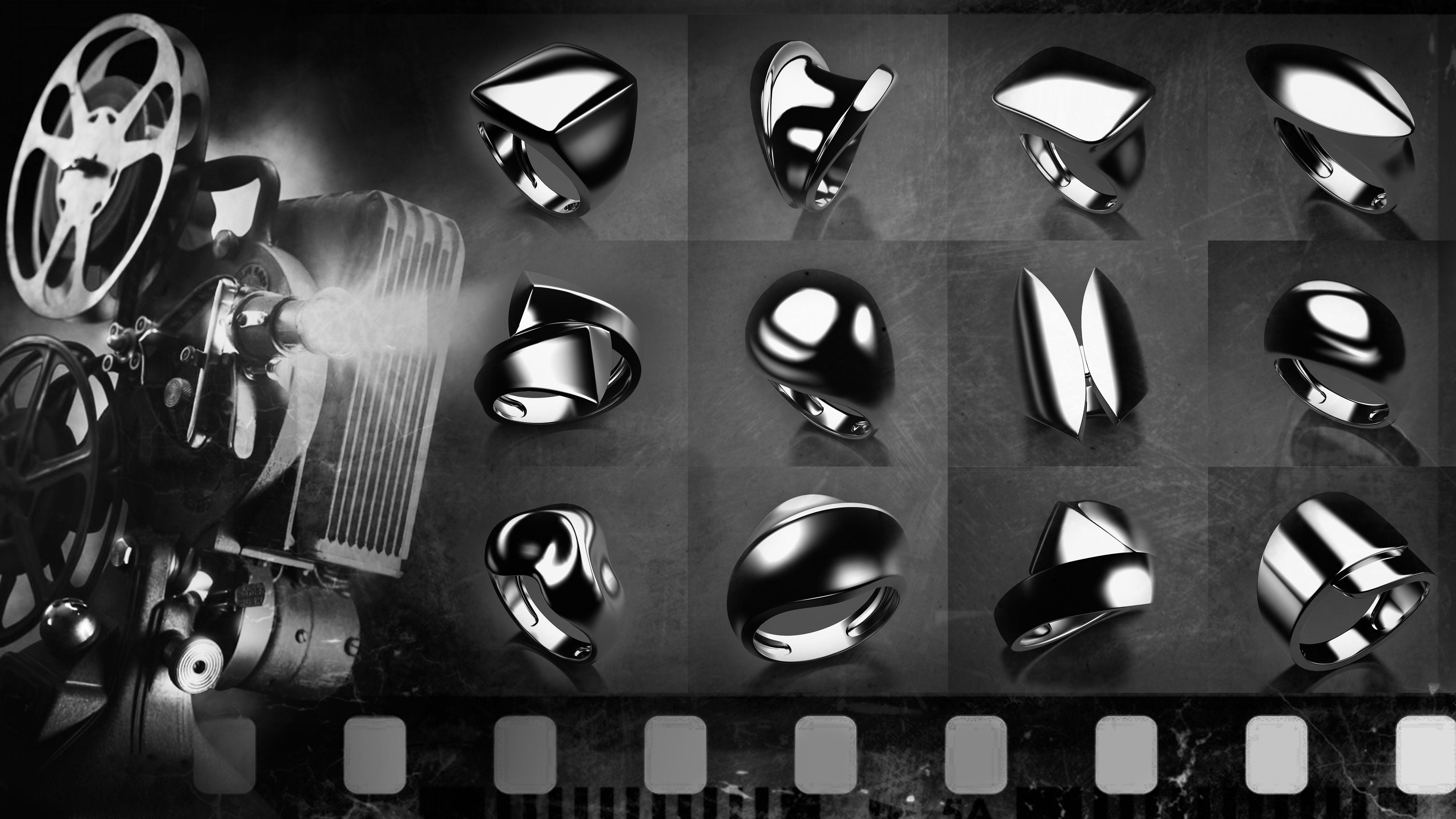 Noir stars collection