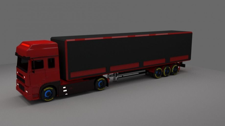 Heavy Lorry