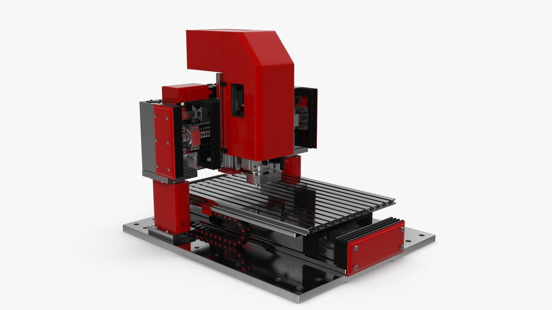 CNC Router Engraving Drilling Milling machine