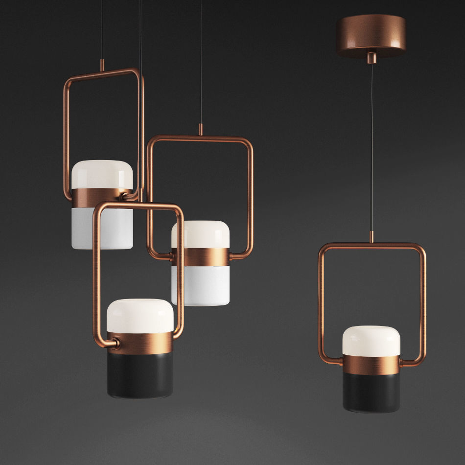 Ling P1 H Seeddesign Copper