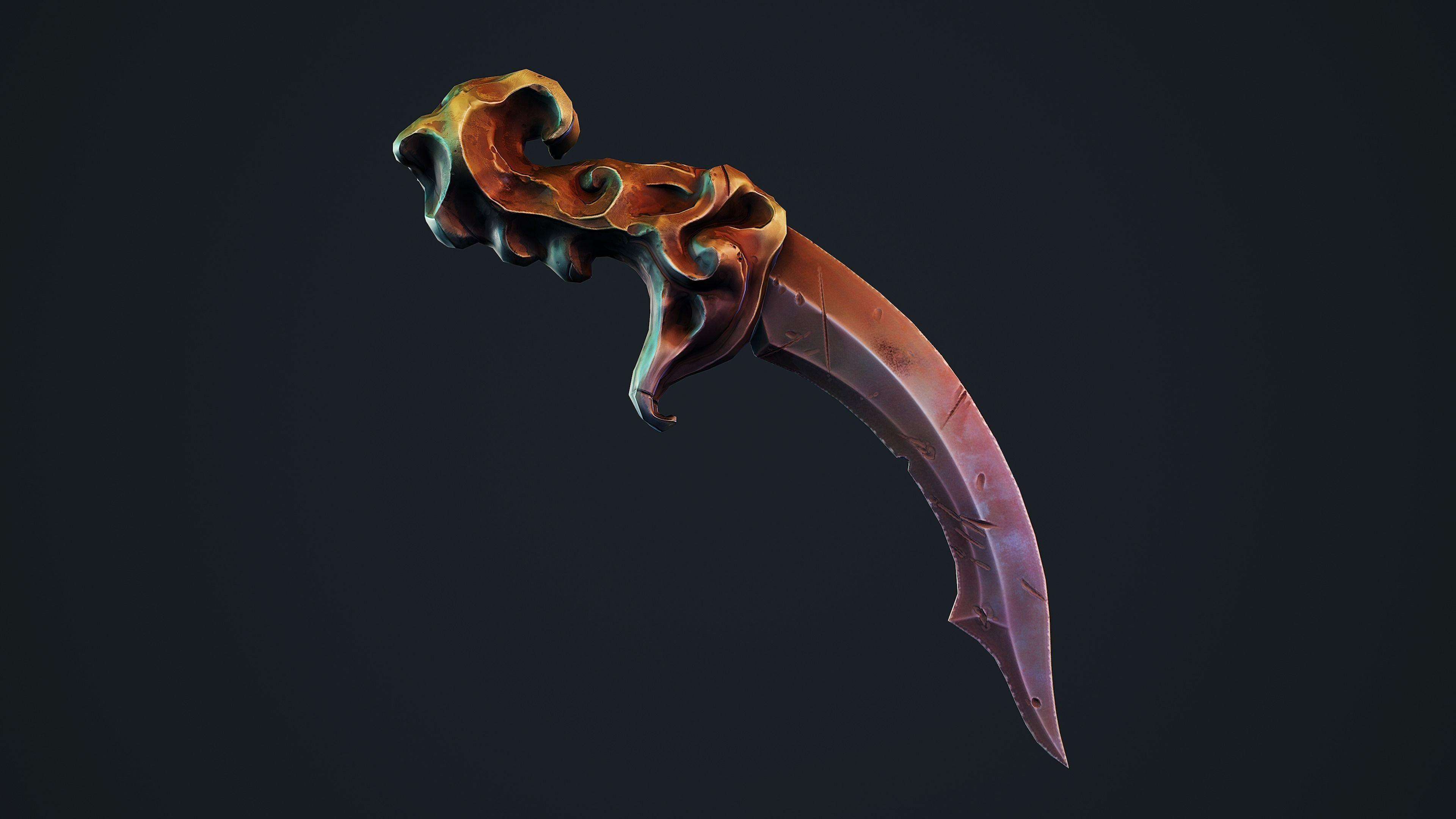 Ancient Cultist Dagger