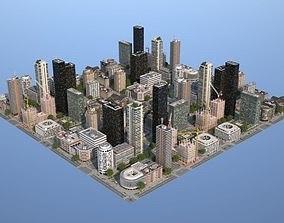 3D model City KC9