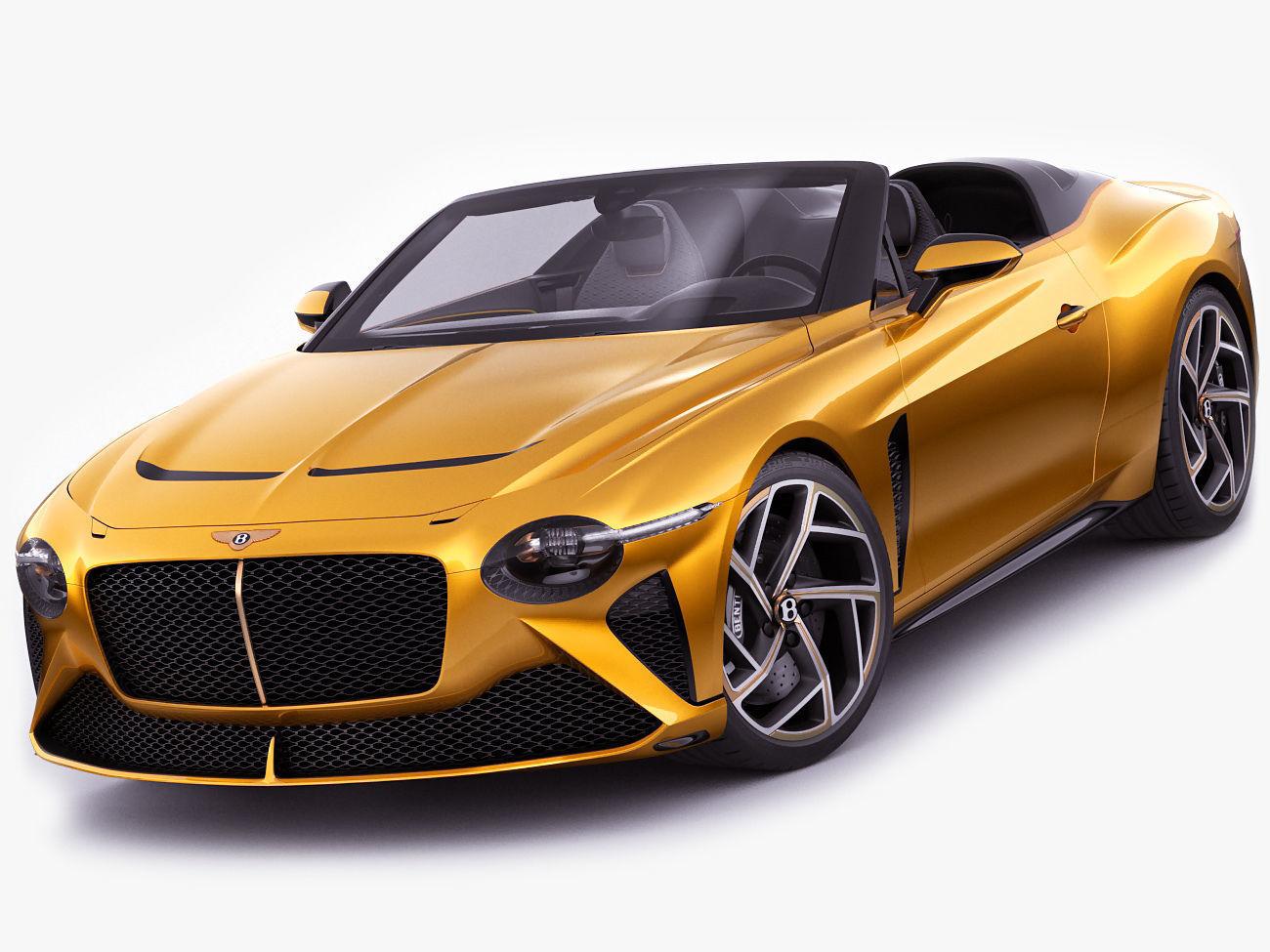 Bentley Mulliner Bacalar 2021