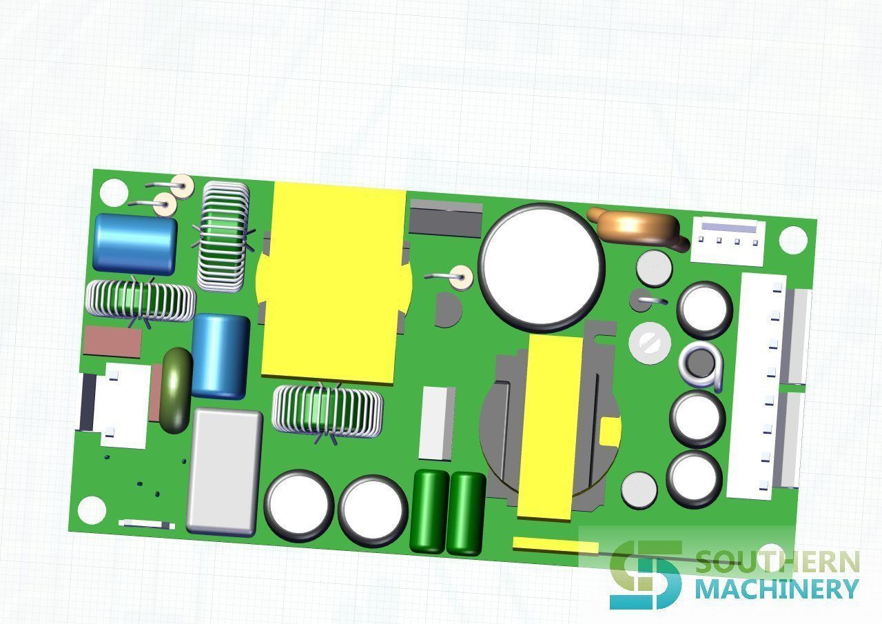 How to make Power supply PCB assembly in Smart EMS factory