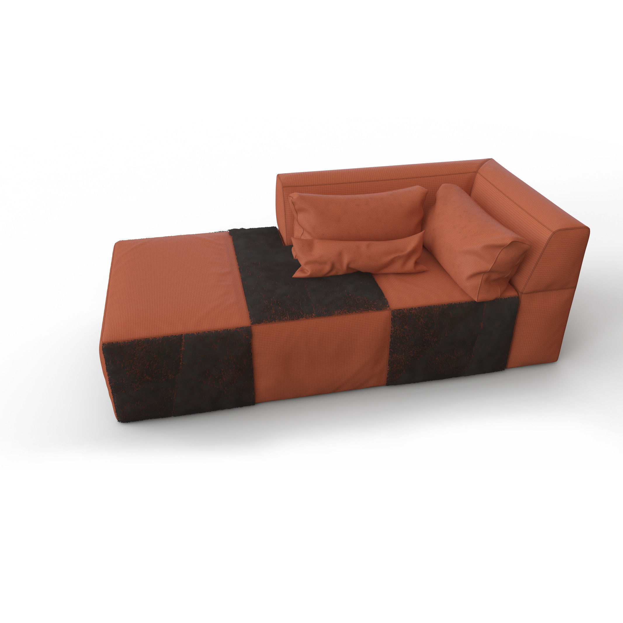 Cravt Original NEXUS LONG Sofa 3D model