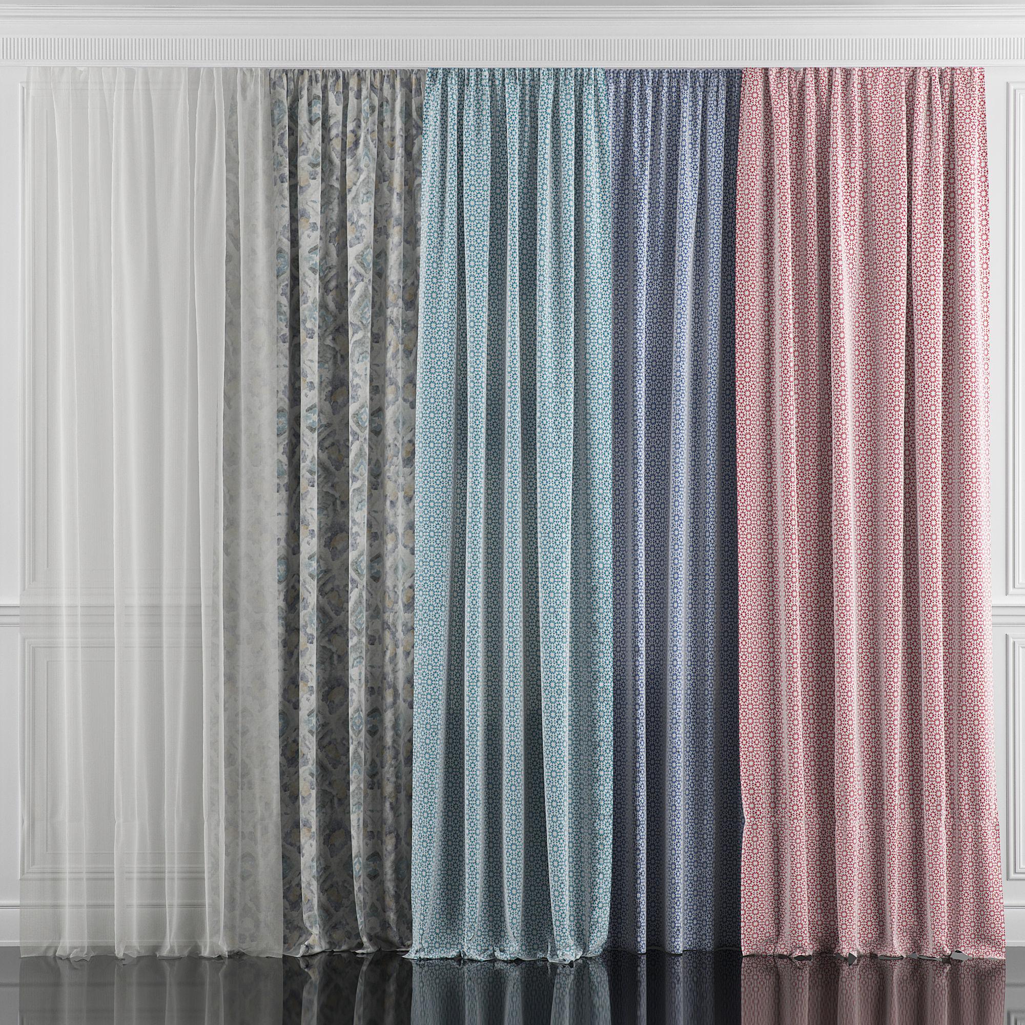 Curtain Set 28