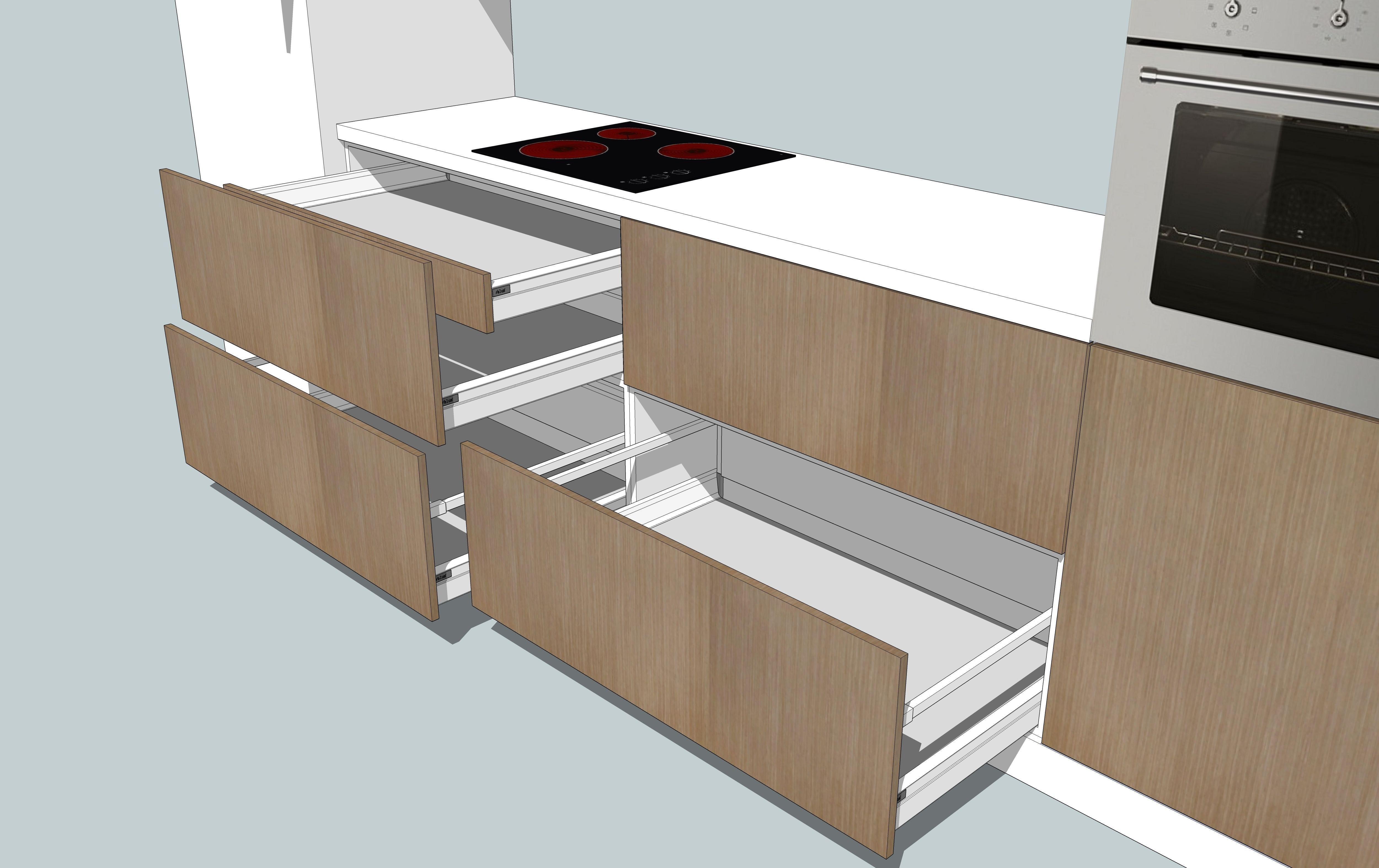 Kitchen 3d Model kitchen 3d model architectural   cgtrader