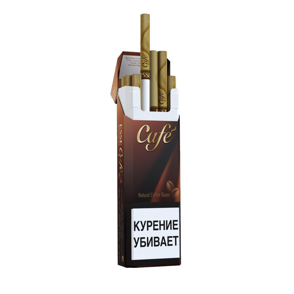 esse cafe сигареты купить