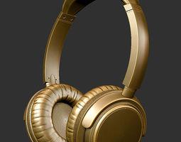 3D print model headphones