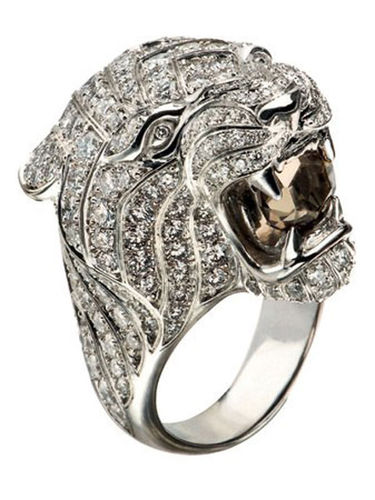 carrera lion ring 3d model stl 3dm 1