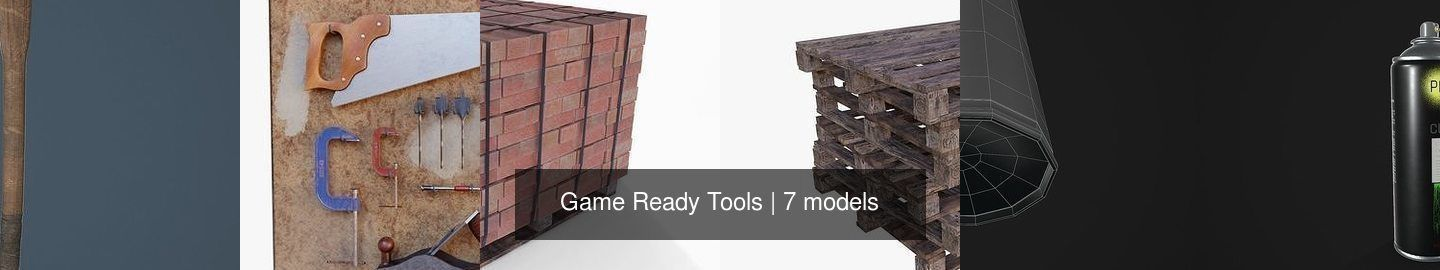 Game Ready Tools