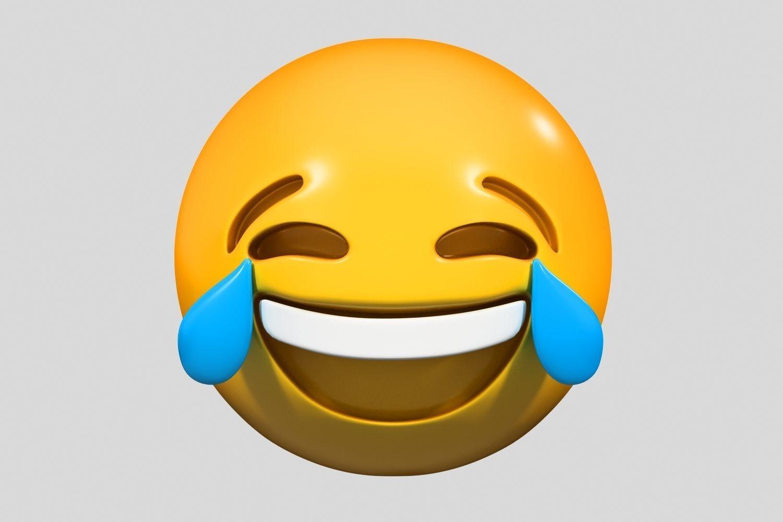 Emoji Face with Tears of Joy