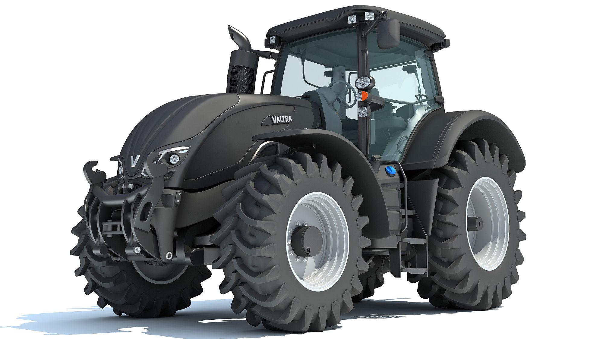 Valtra Tractor S4 Series