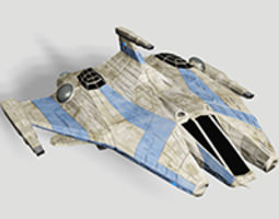 CDF Space Combat Fighter 3D