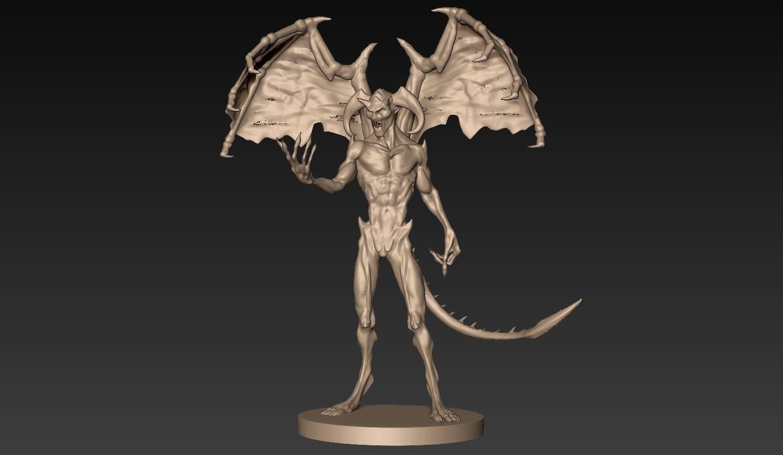 Demon Creature 02