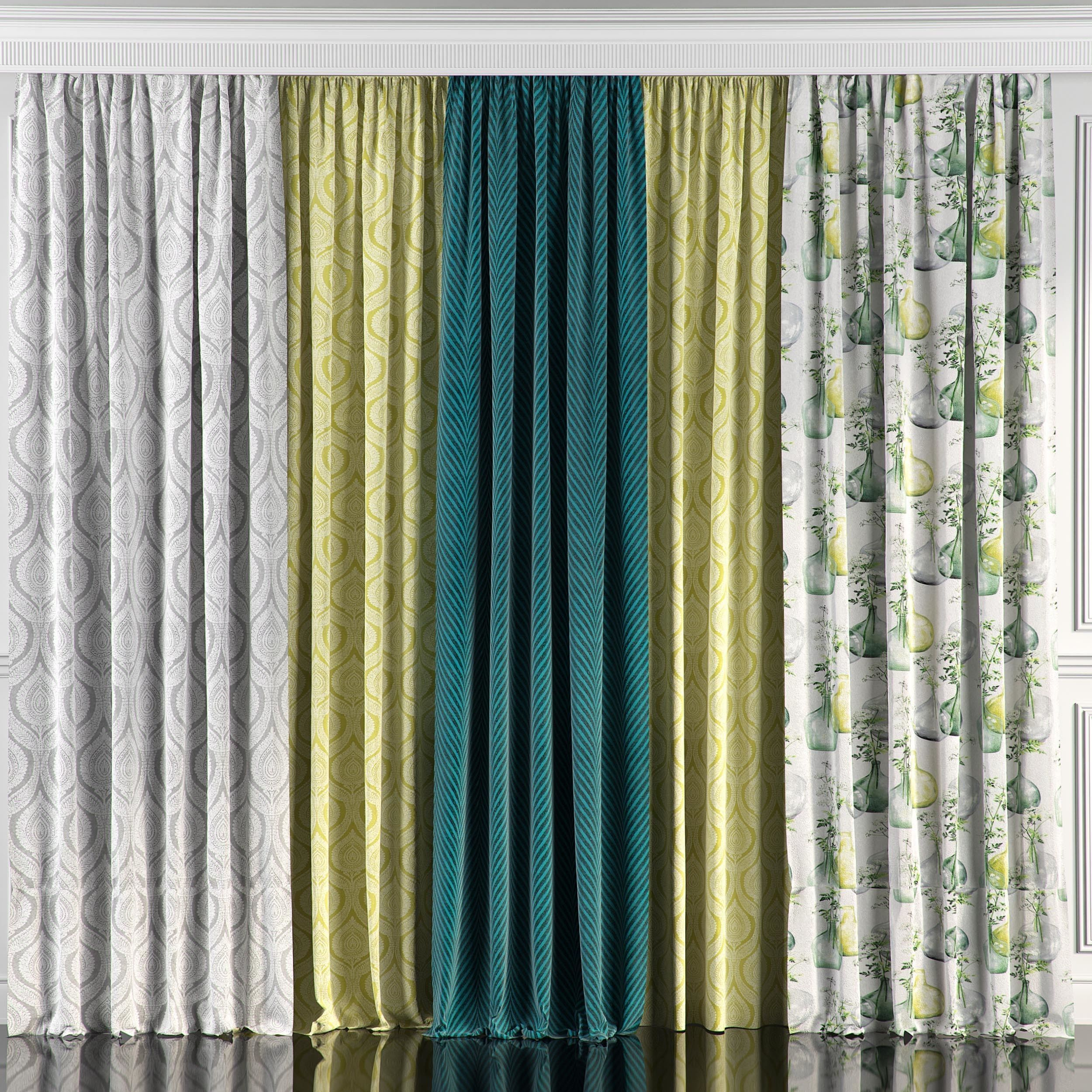 Curtain Set 53