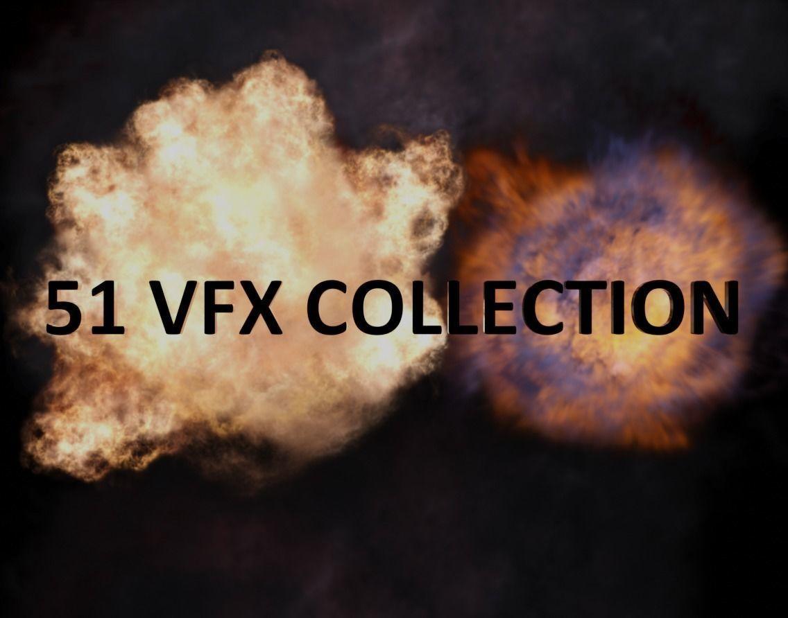 51 VFX Collection