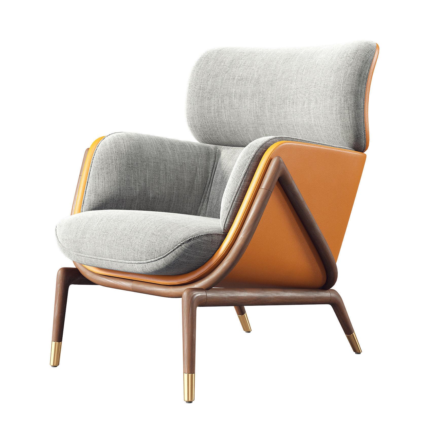 Lounge Chair 078