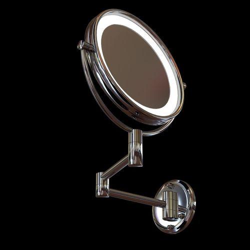 jerdon led lighted wall mounted mirror 3d model max obj mtl 3ds fbx 1