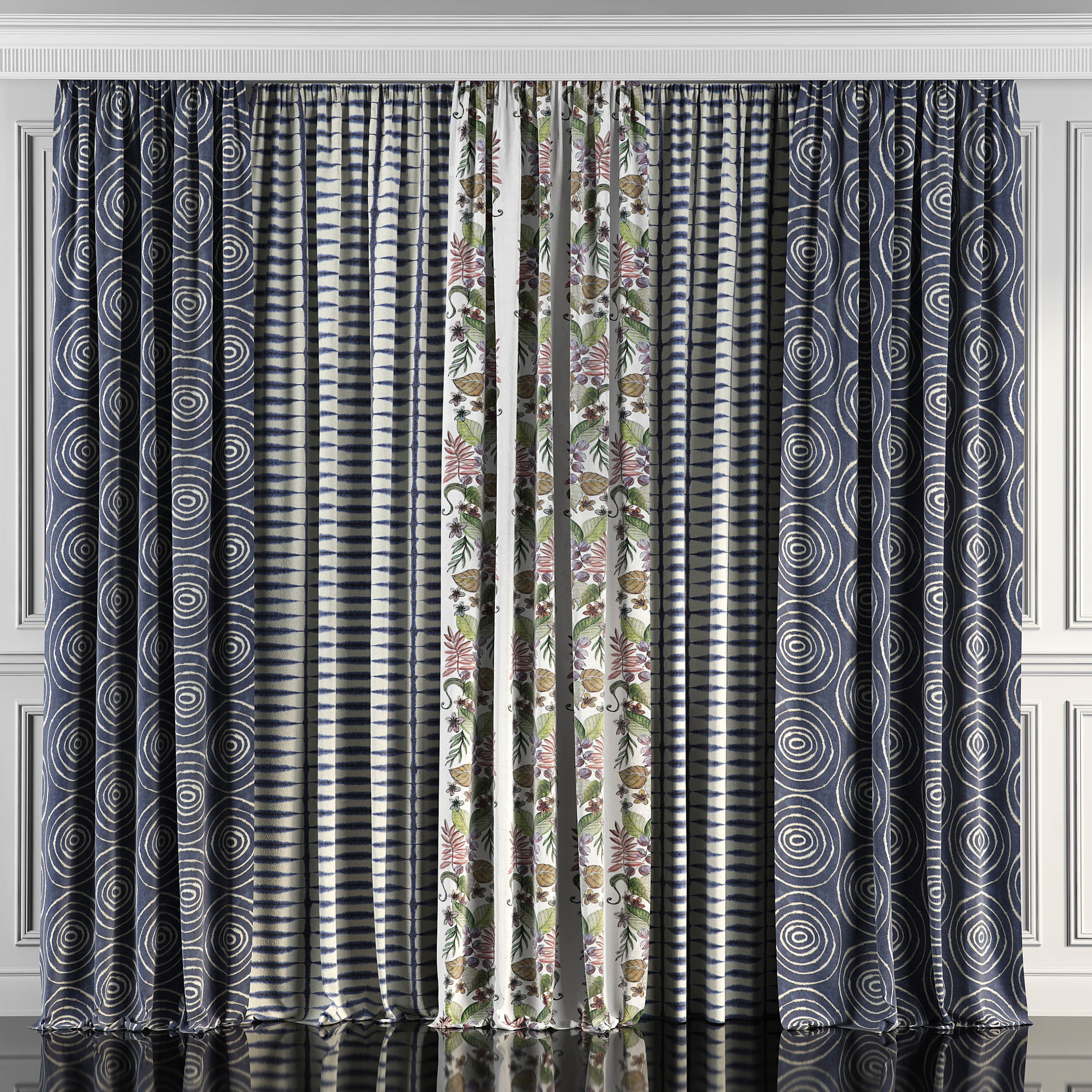 Curtain Set 66