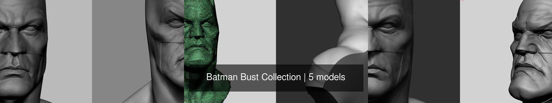 Batman Bust Collection