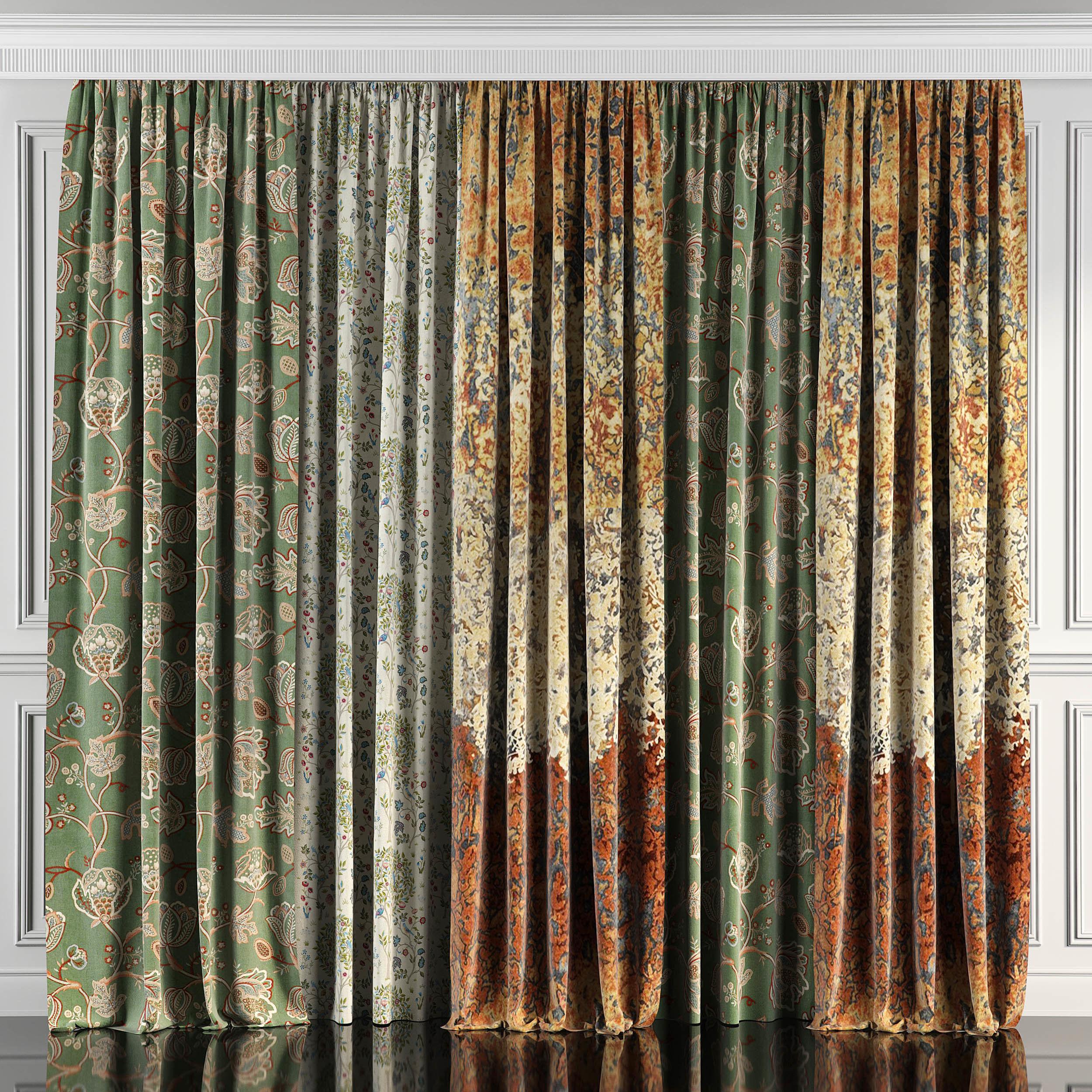 Curtain Set 68