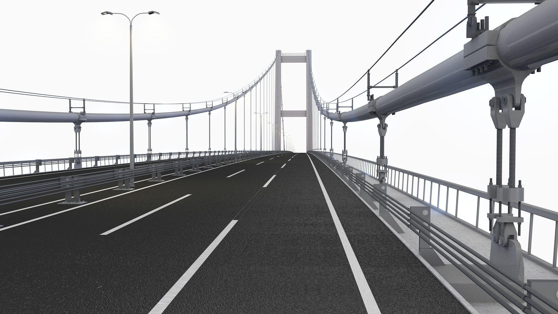 Bosphorus Suspension Bridge