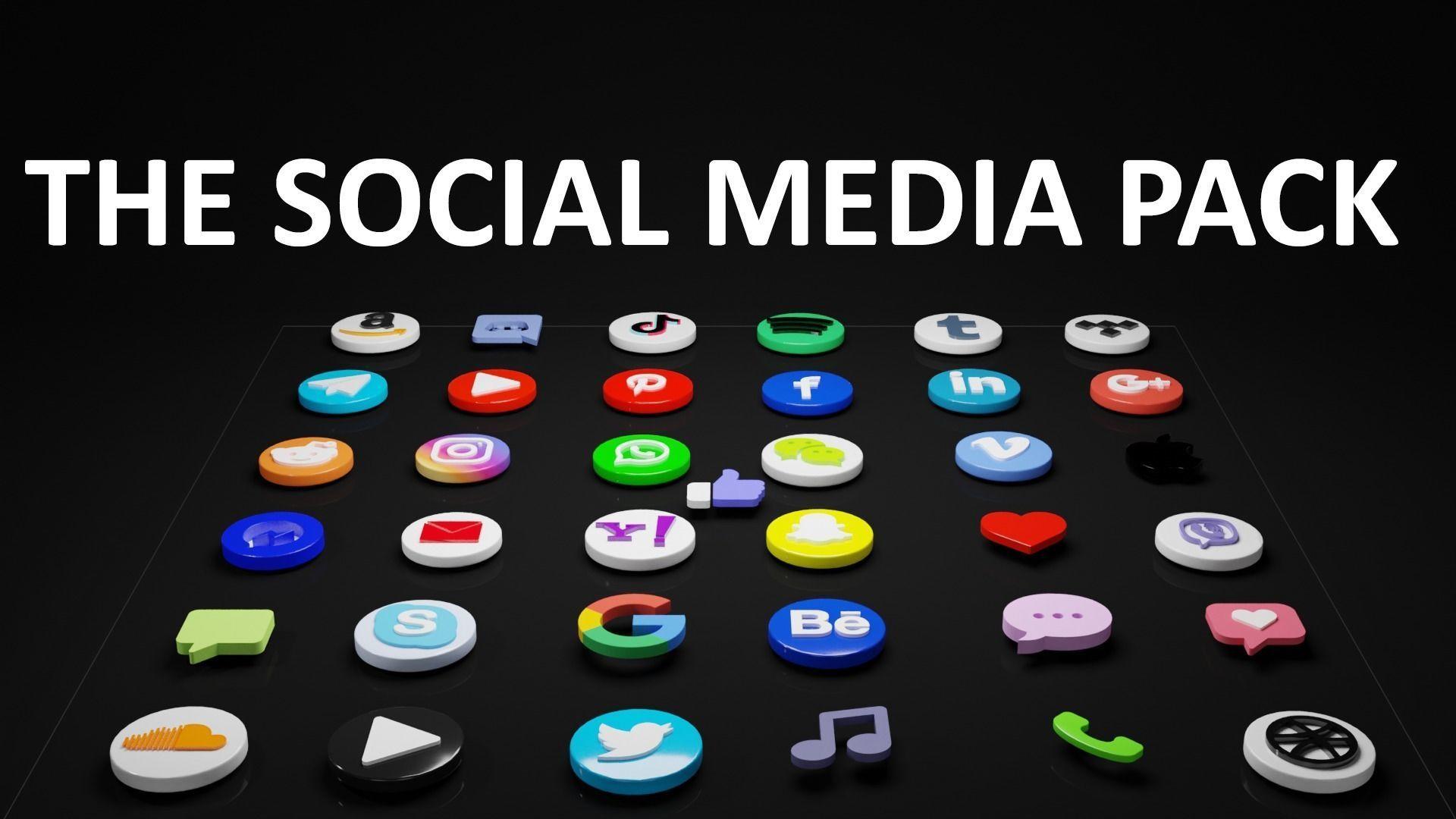 THE SOCIAL MEDIA PACK