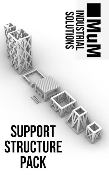 Support Structure Pack