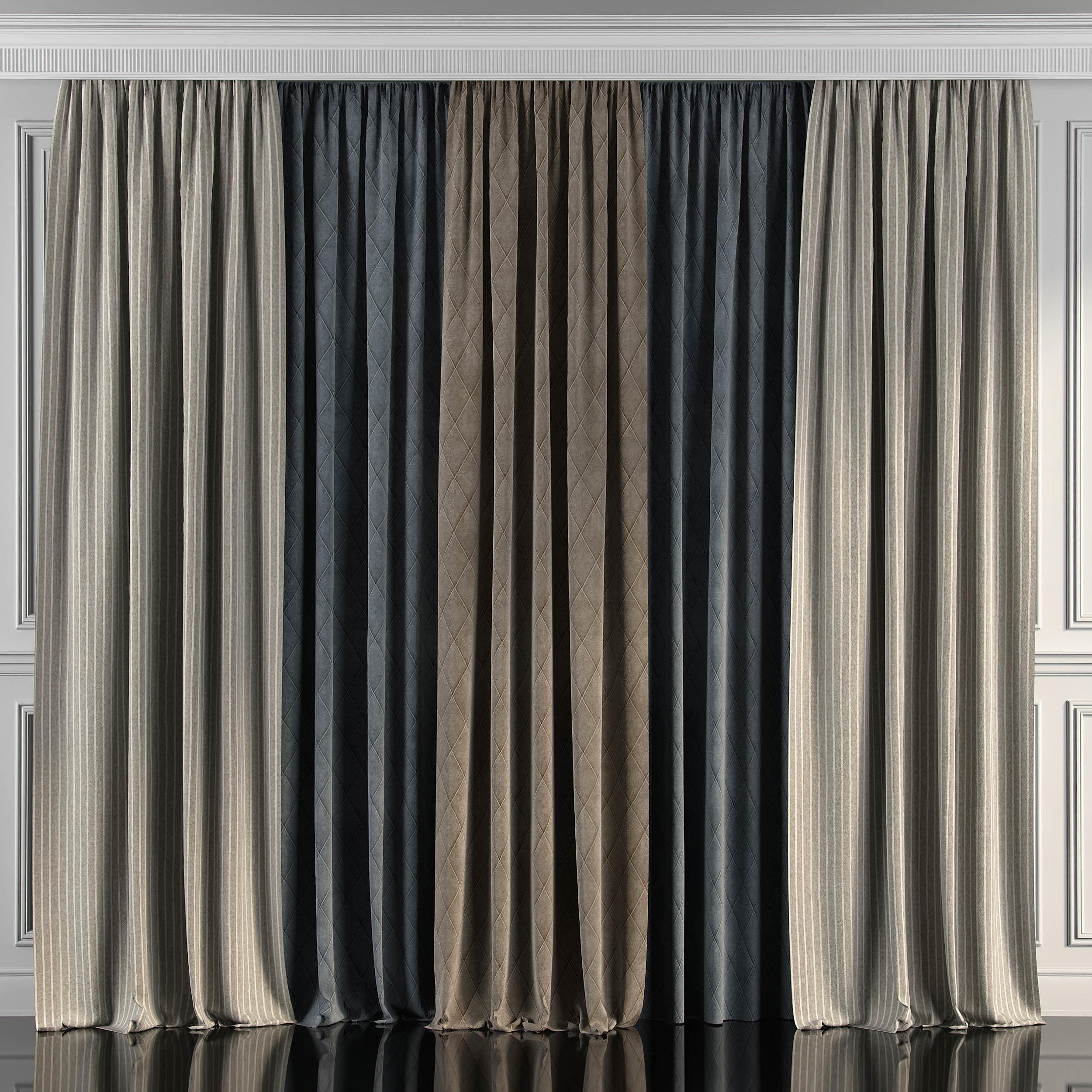 Curtain Set 83