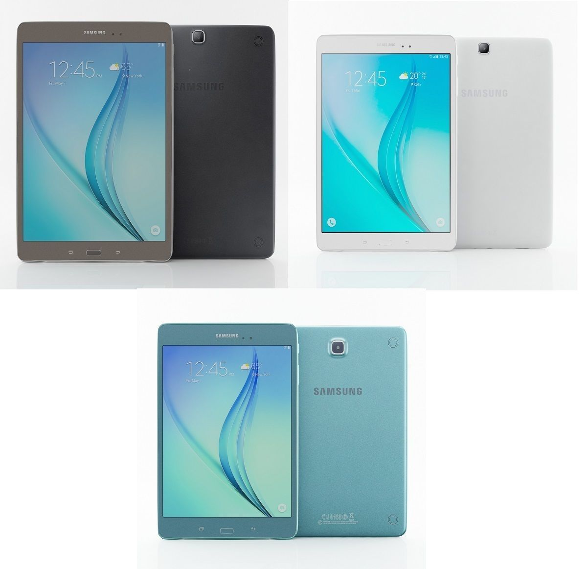 Samsung Galaxy Tab E 9  7 Collection
