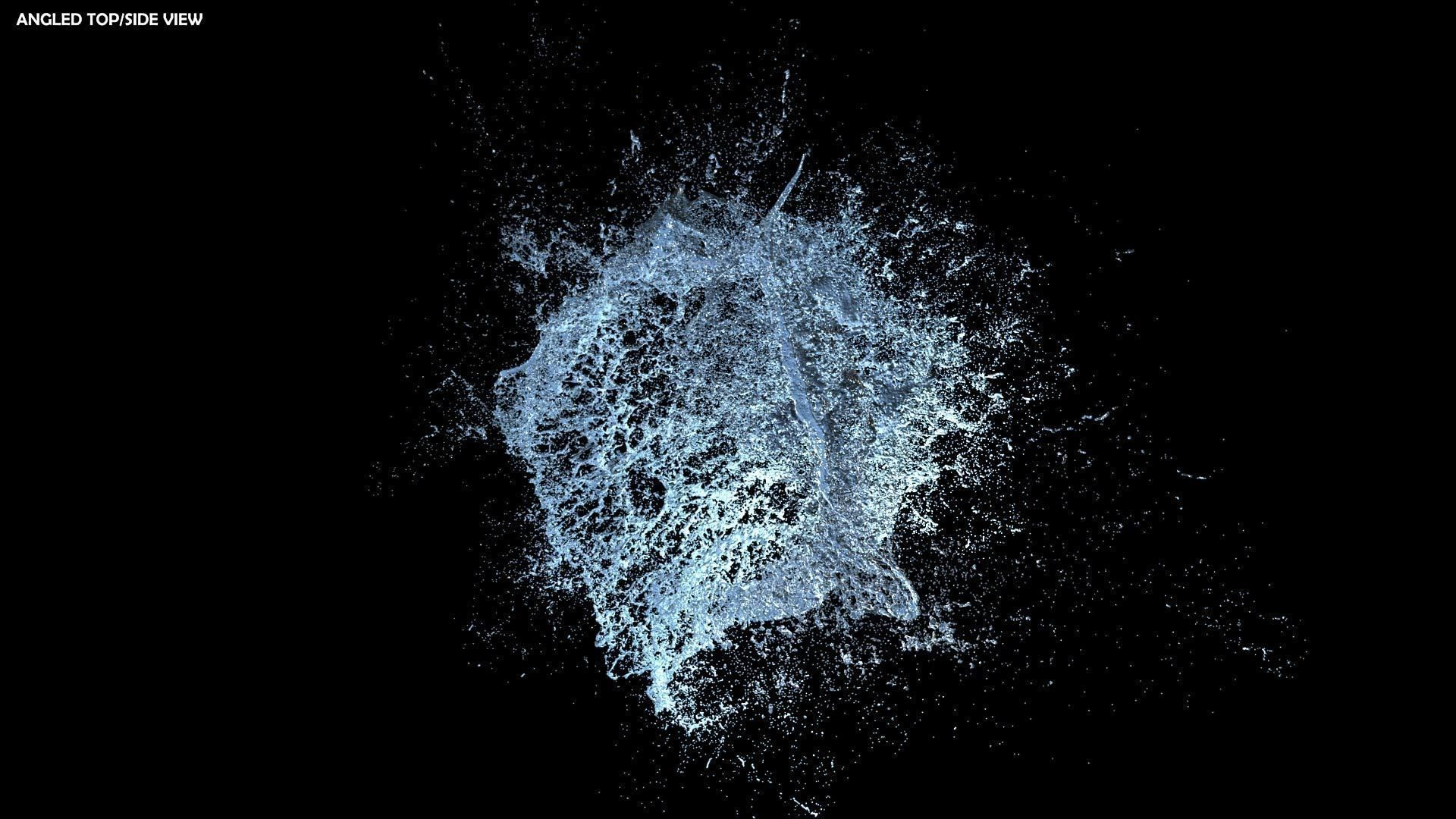 Water Explosion 2