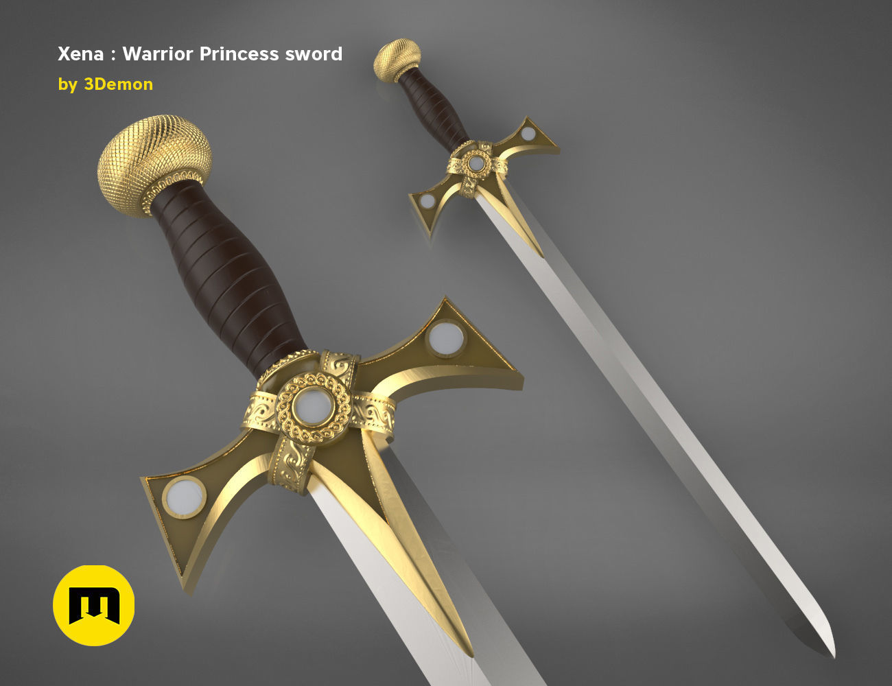 Xena - Warrior Princess Sword