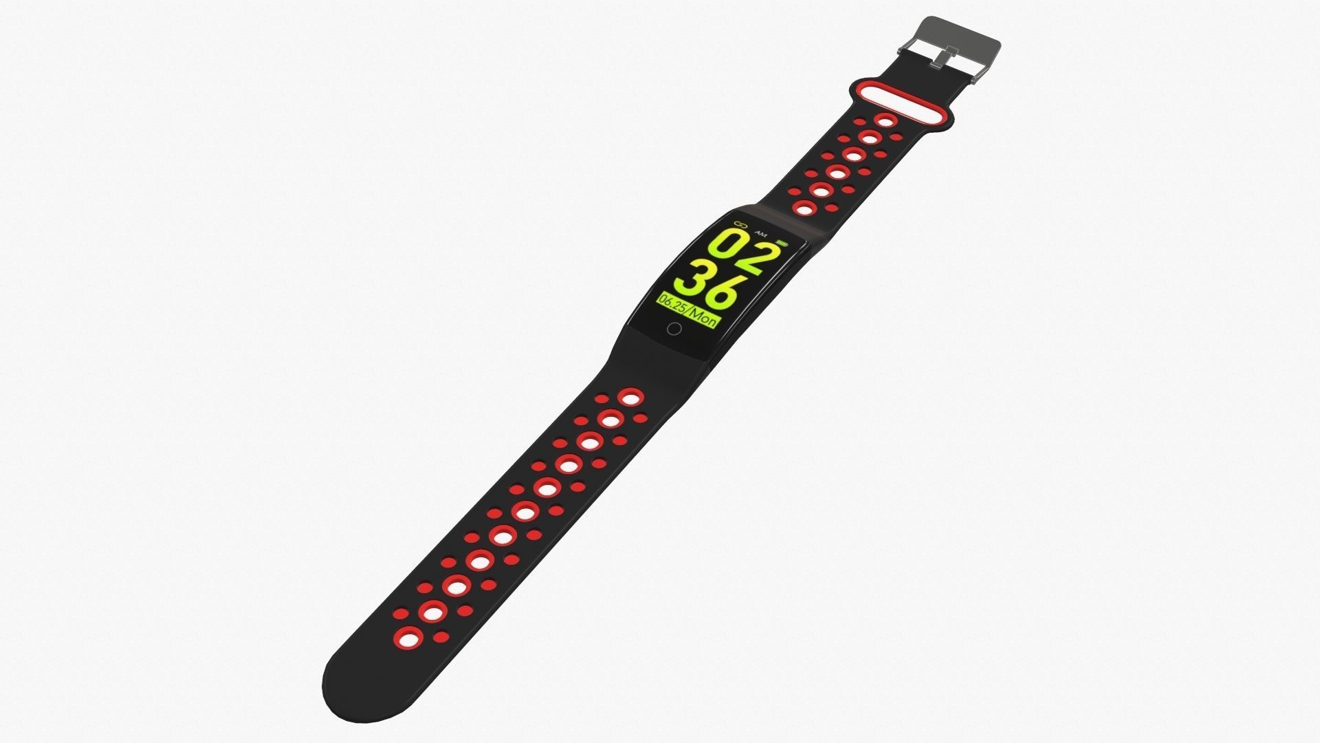 Smart watch 01 open
