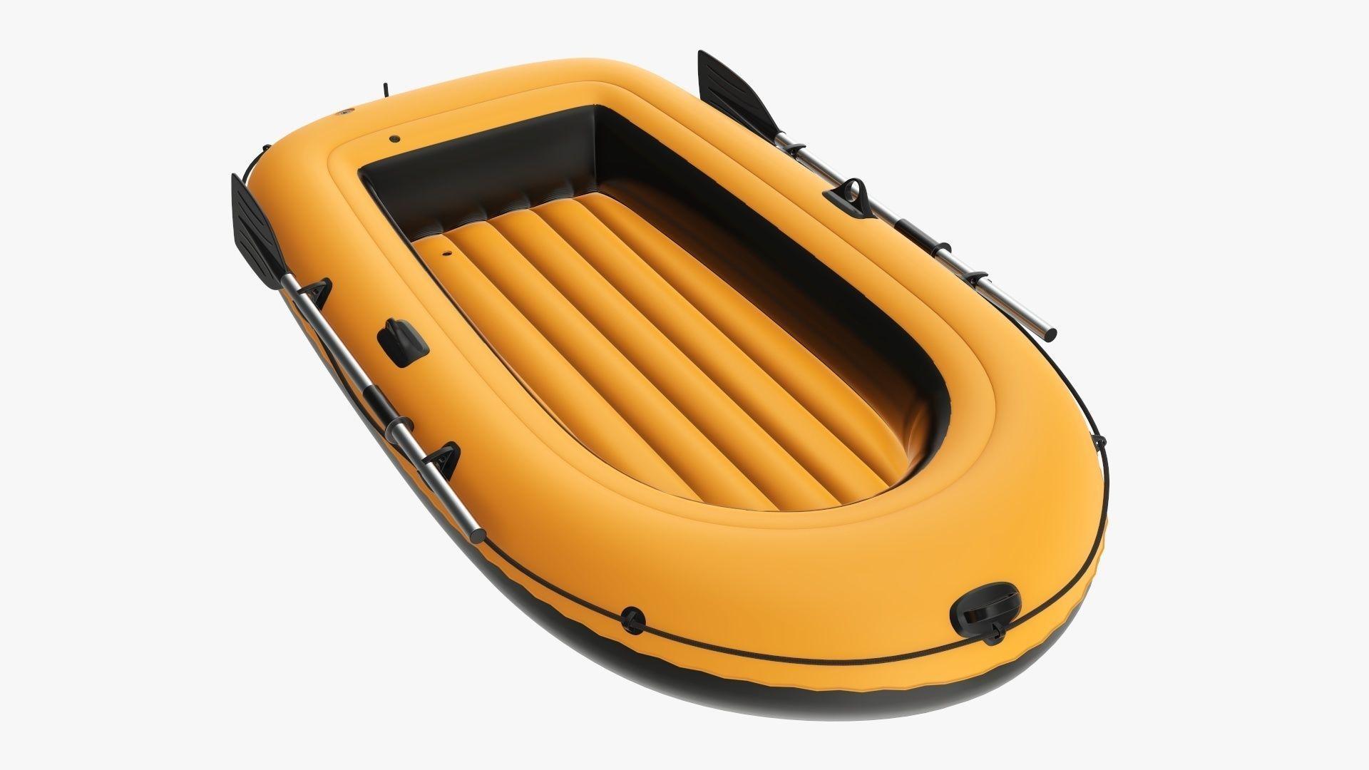 Boat inflatable 04 v2