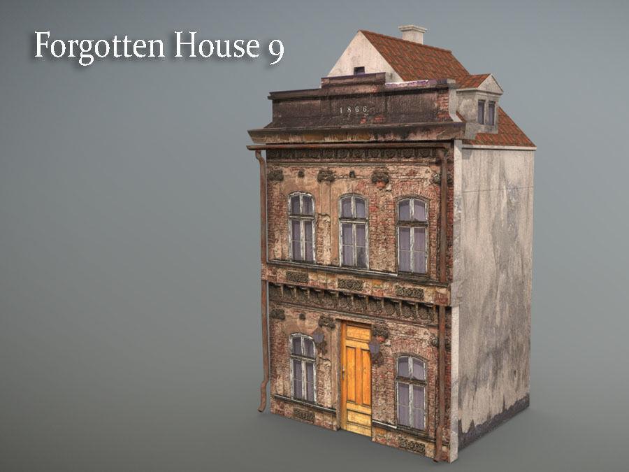 Forgotten House 9