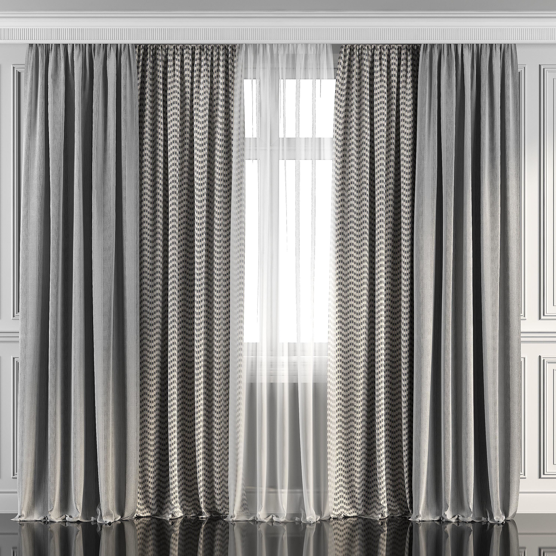 Curtain Set 93