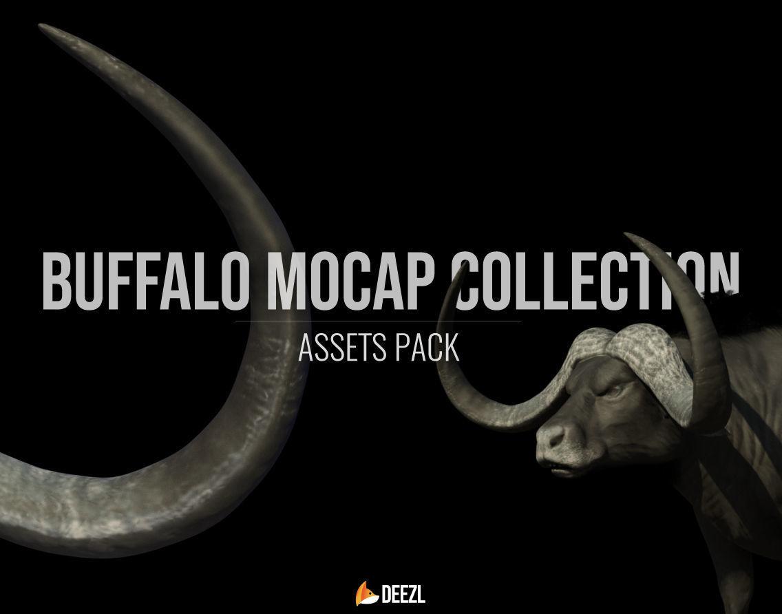Buffalo Mocap Collection
