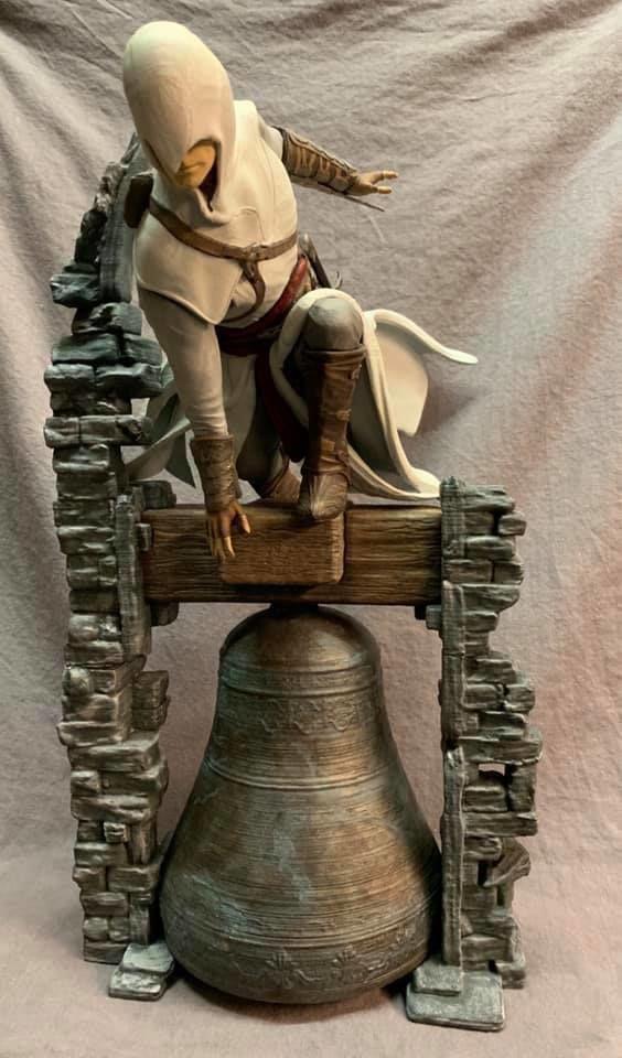 Fan Art - Assassins Creed - Altair