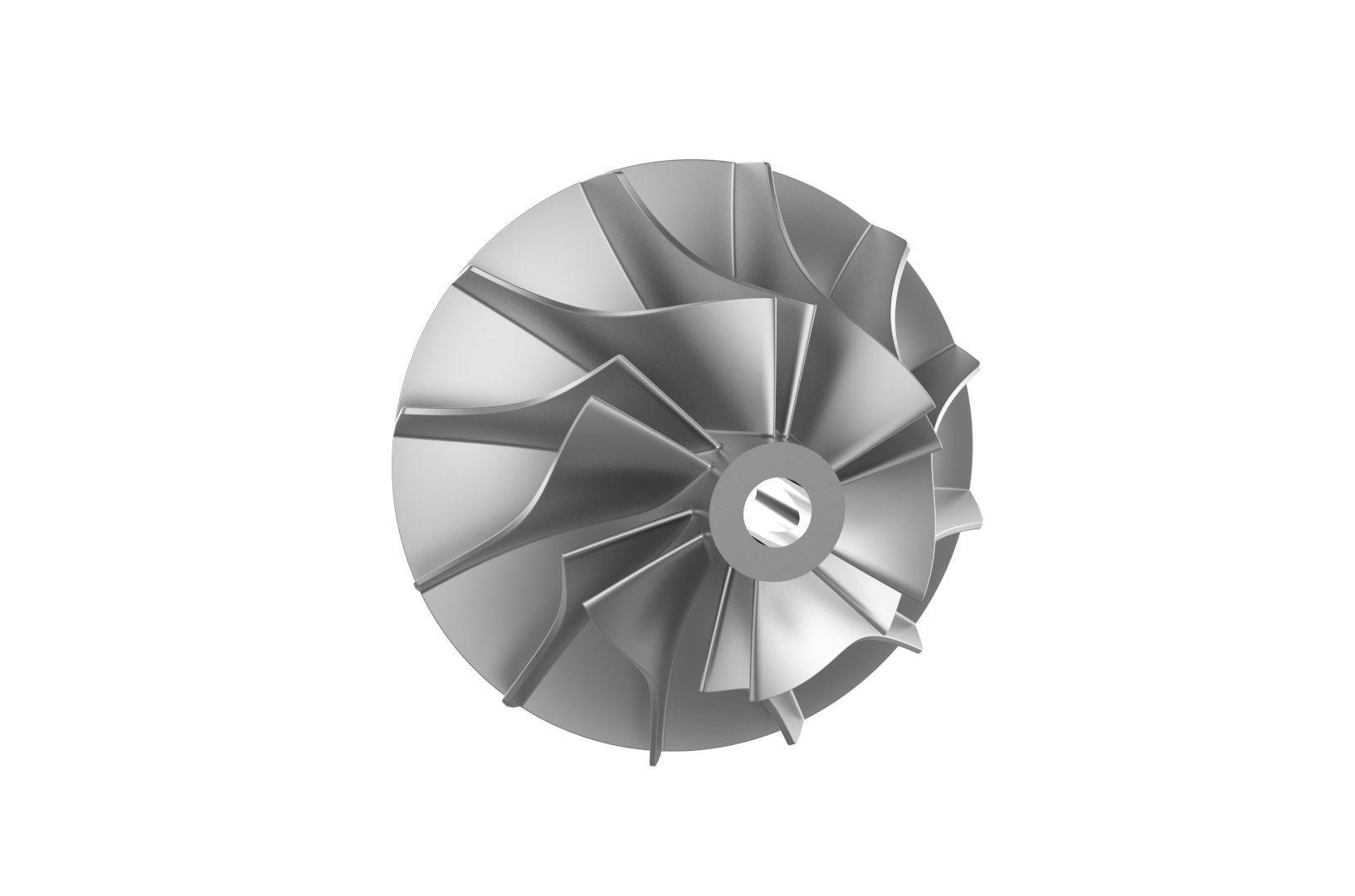 Turbocharger inlet compressor