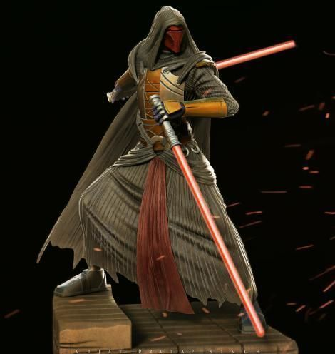 Fan Art - Darth Revan