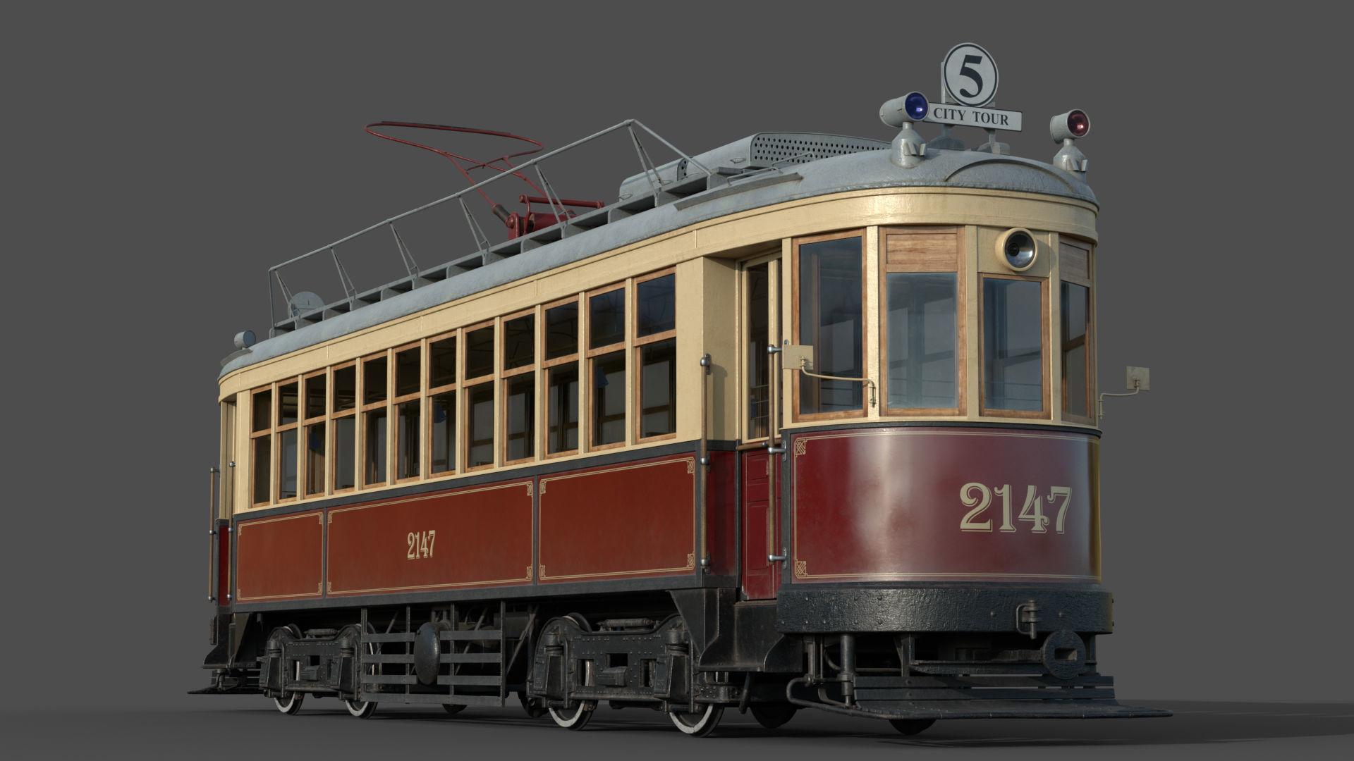 Tram KM