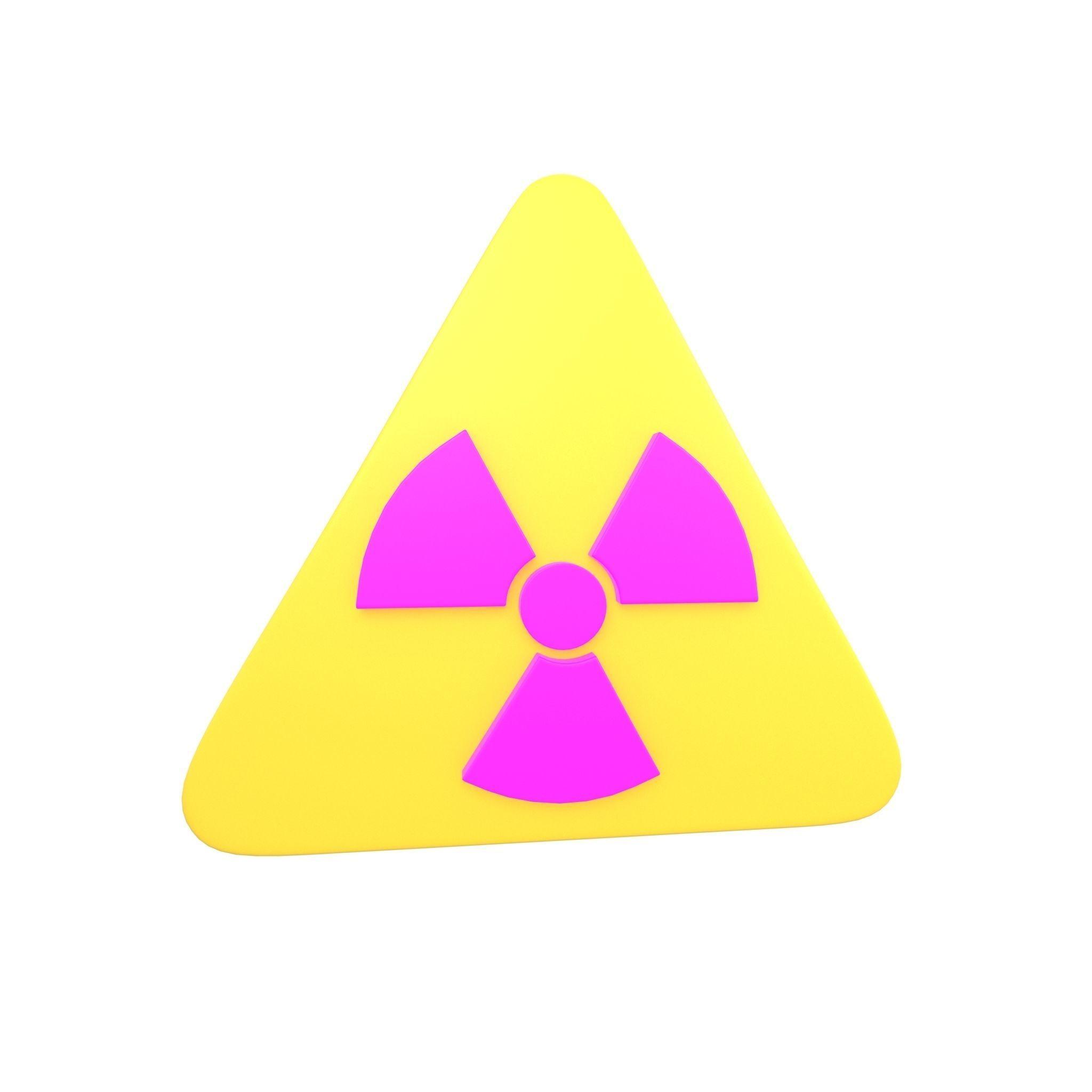Radiation Symbol v2 003