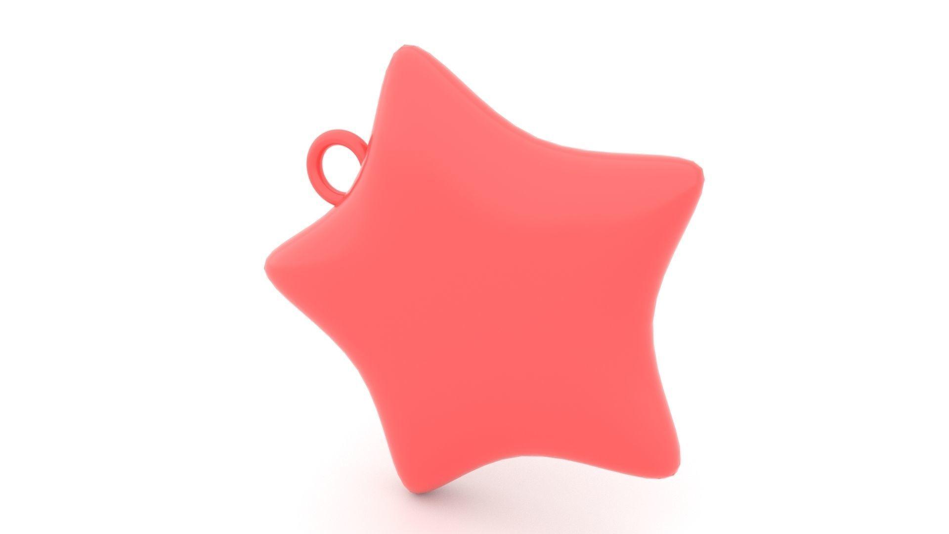 Lucky Star - 3D Print Model