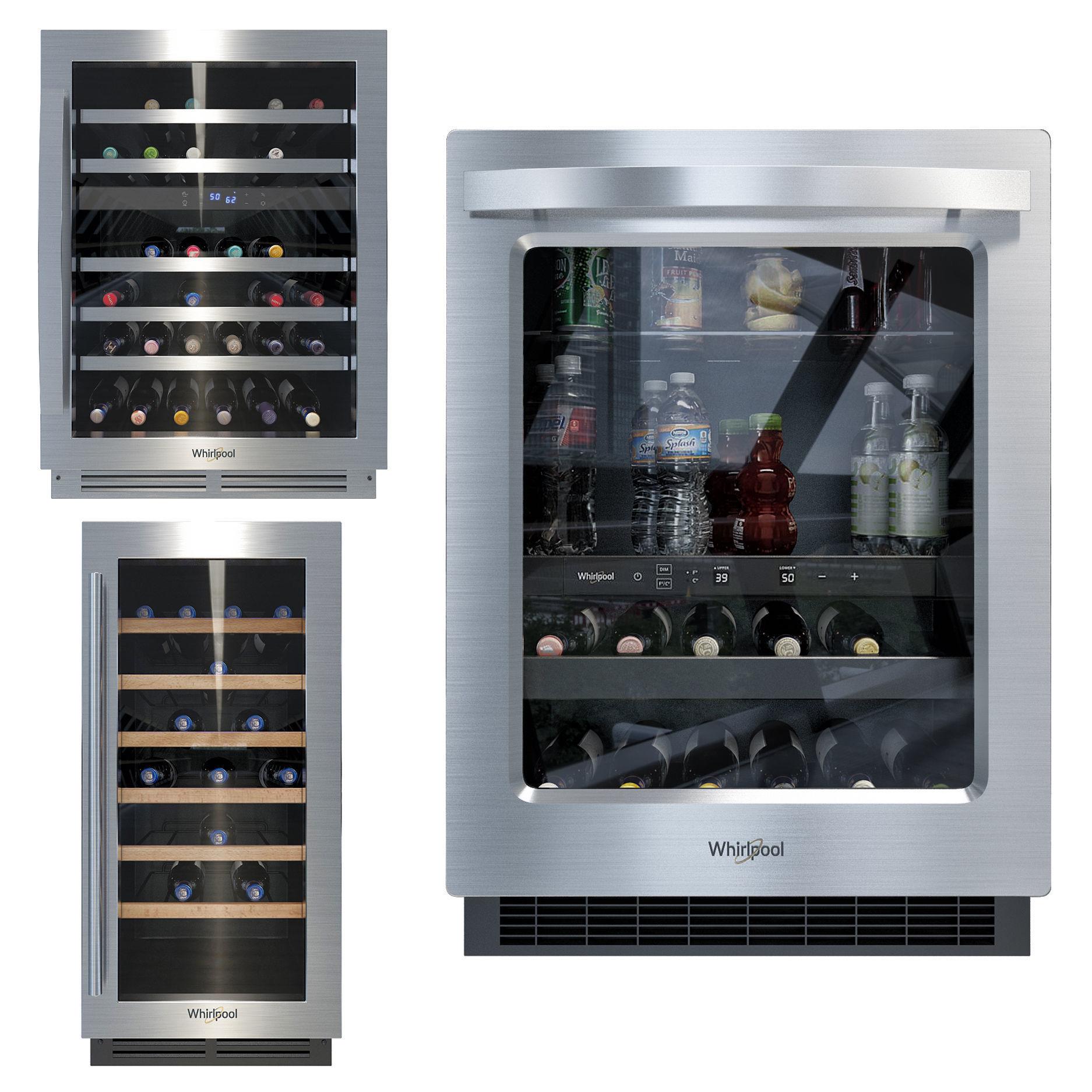 Whirpool Wine Refrigerators