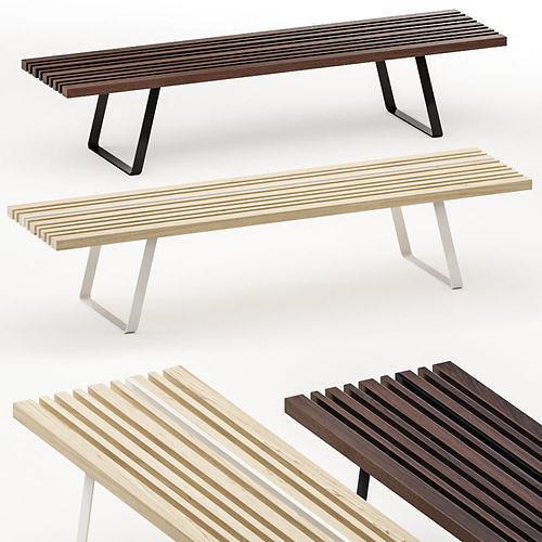 Line Bench by laCivivdina