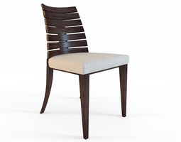 Charm chair 3D model