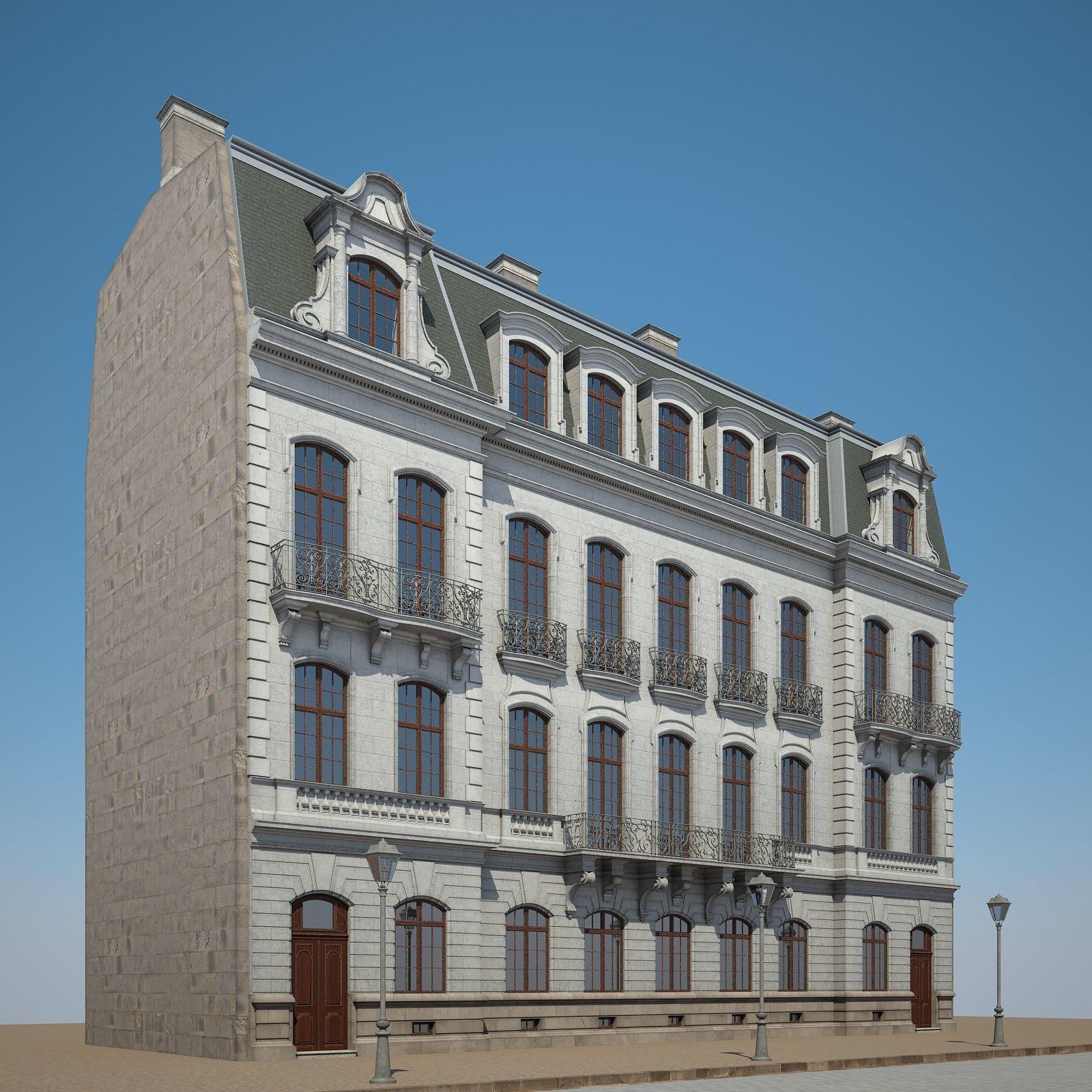 City Building 03